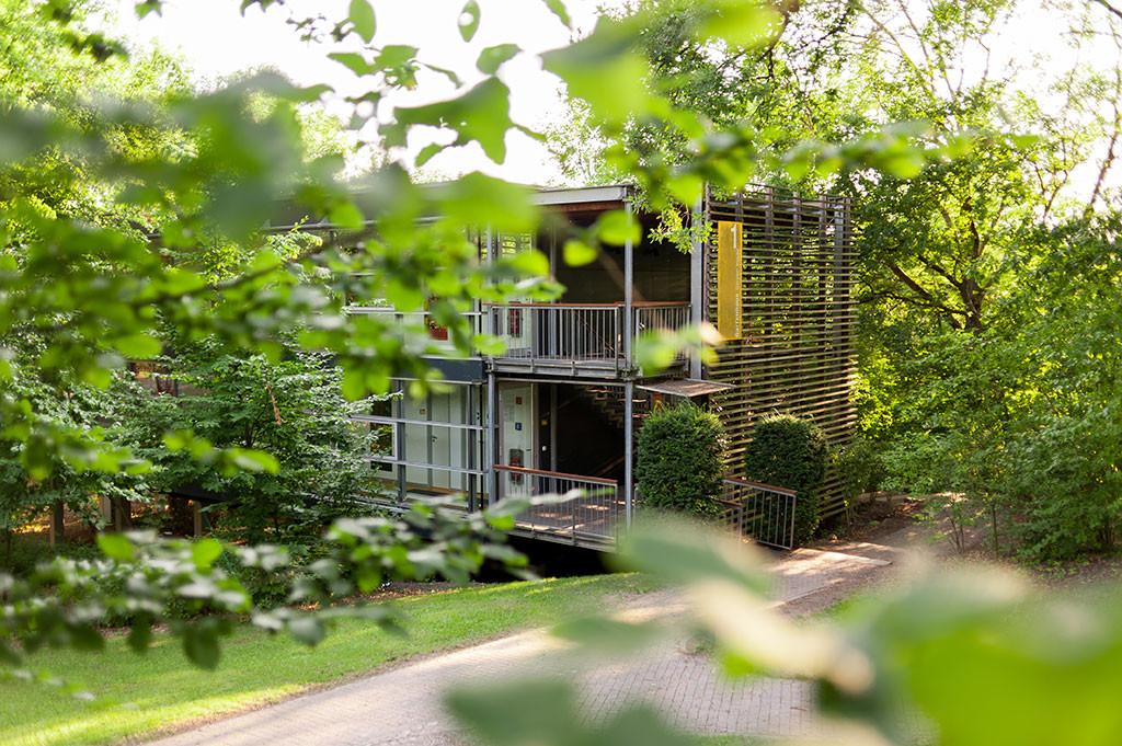 Gartenhaus der EJBW für Übernachtungen